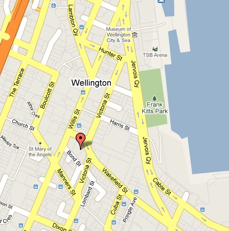 Wellington cbd commercial office space for lease for 151 west broadway 4th floor phone number